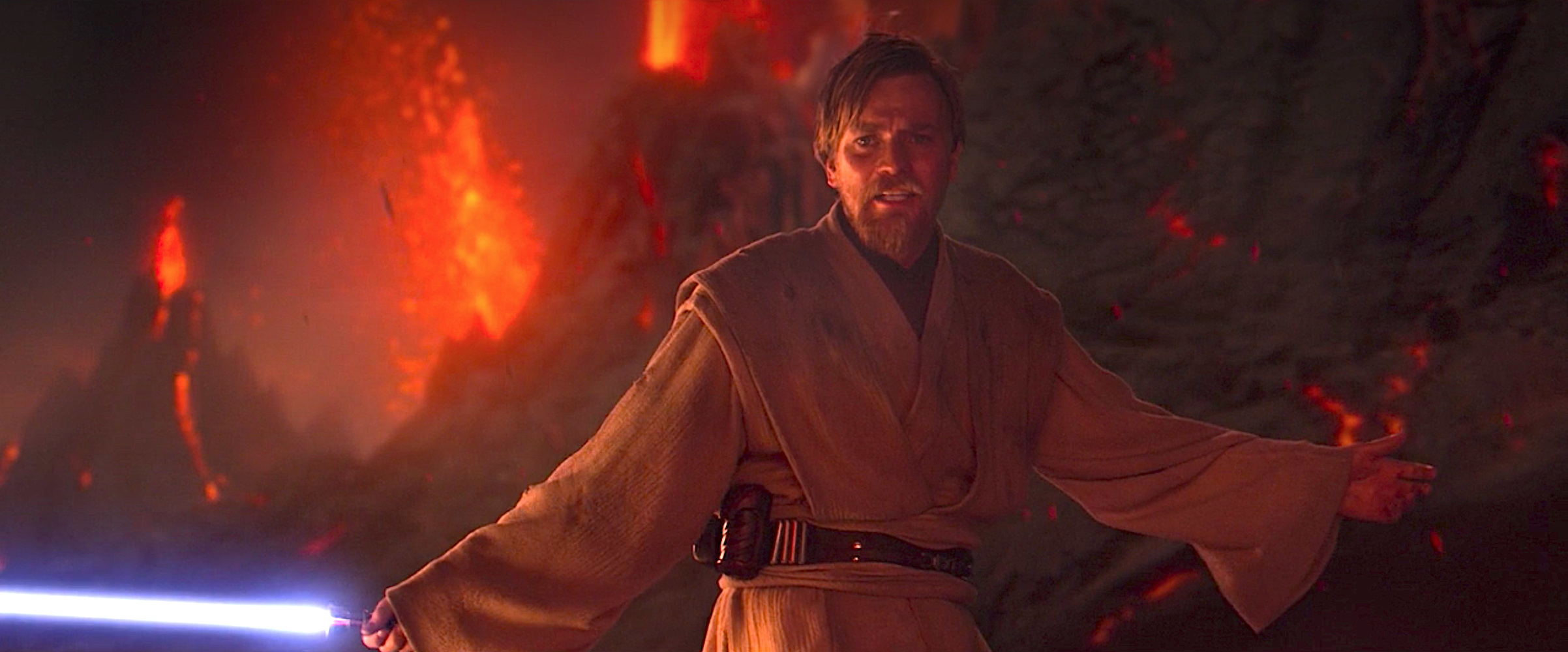 A New Star Wars Theory Explains the Real Meaning Behind Obi-Wan's High Ground Advantage