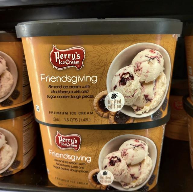 perrys ice cream friendsgiving