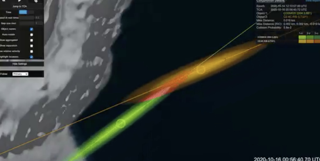 Two Dead Satellites Could've Collided Last Night. Thankfully, They Didn't.