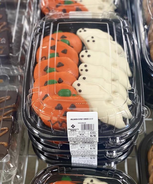 sams club halloween cookies