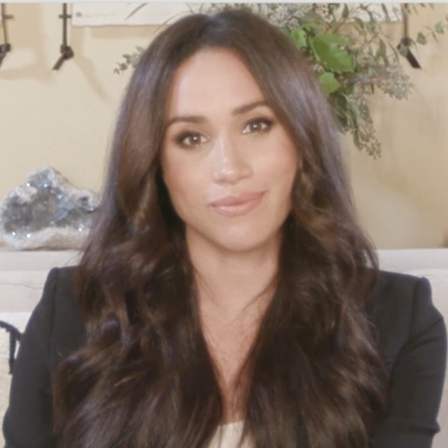 meghan markle suits up for her time100 appearance meghan markle suits up for her time100