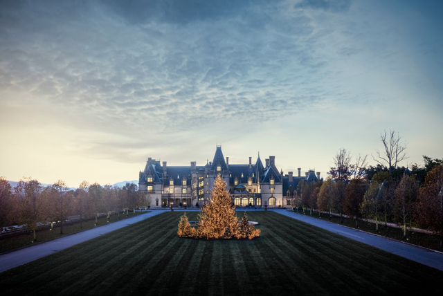 the biltmore company's mansion