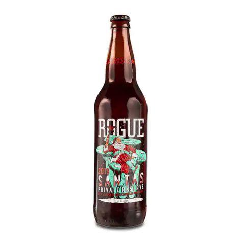rogue santa's private reserve beer best christmas men's health