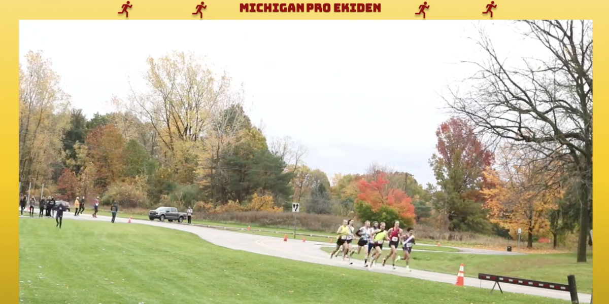 NAZ Elite Wins the First-Ever Michigan Pro Ekiden