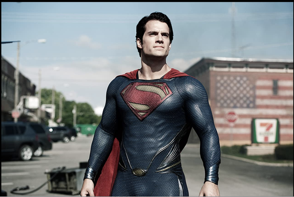 Here's What it Feels Like to Do Henry Cavill's <em>Superman</em> Diet and Training Routine thumbnail