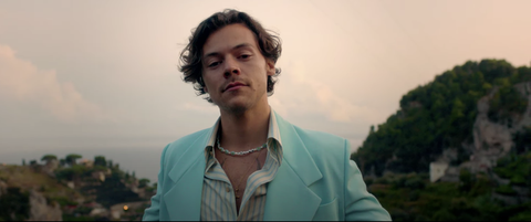 harry styles golden music video