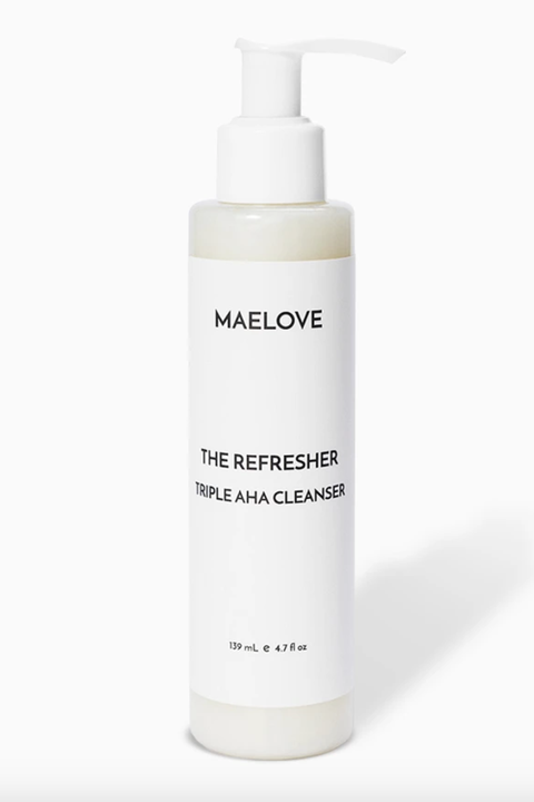 maelove the refresher cleanser