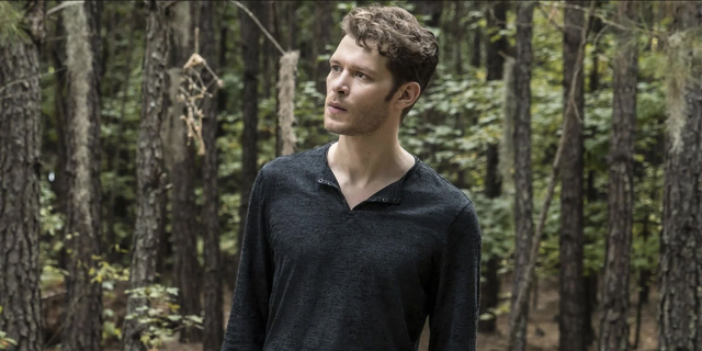 klaus mikaelson   the vampire diaries