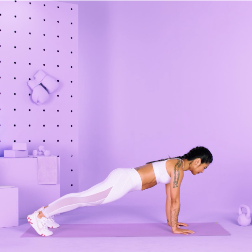 The 10 best foundation exercises for women, according to a trainer