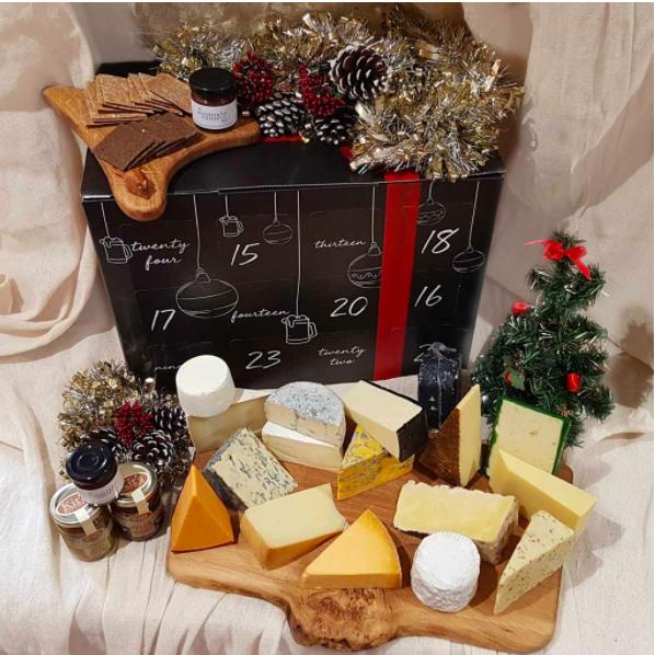 best cheese advent calendars