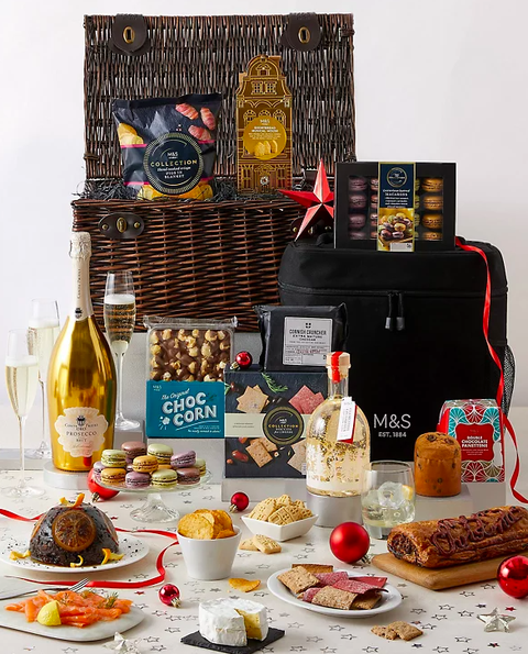 ms all i want for christmas chilled hamper