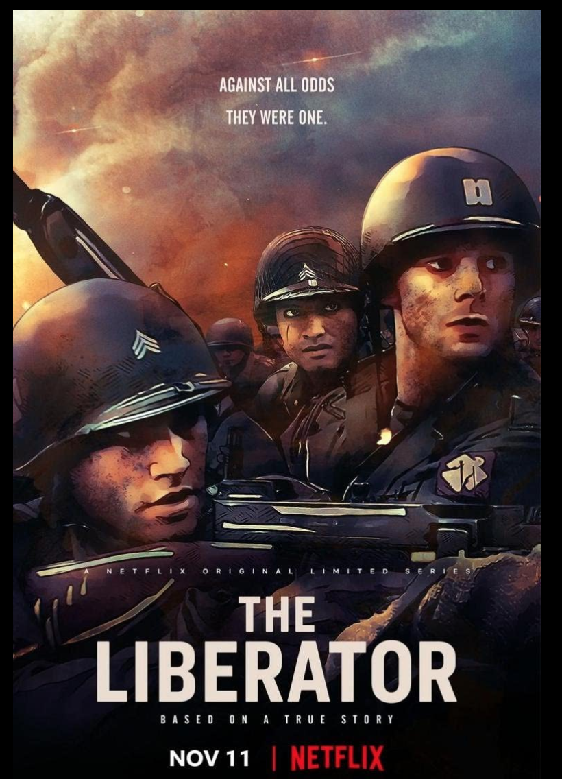 <em>The Liberator</em> Is Based on the True Story of Army Officer Felix Sparks and His 500 Days of Combat