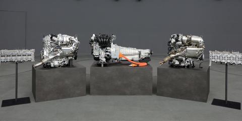 new mazda inline six engines