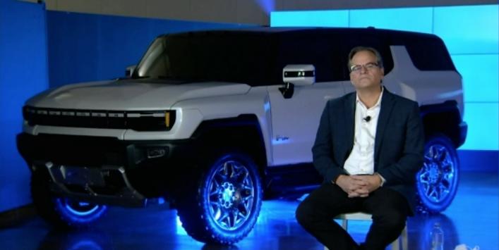 GMC Hummer EV SUV Will Debut April 3