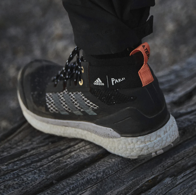adidas hiking sneaker