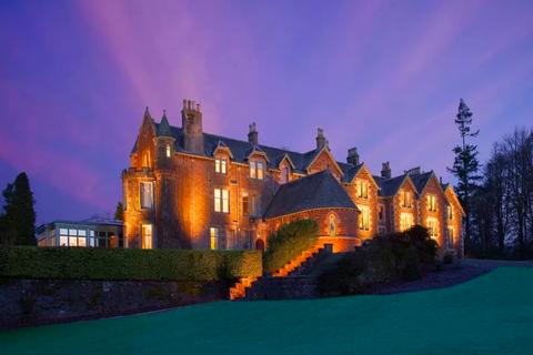romantic hotels in scotland