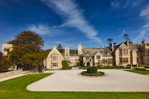 most romantic hotels in the cotswolds