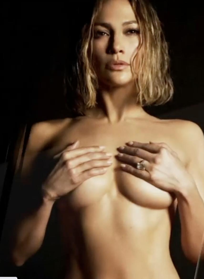Jennifer Lopez Posts Video of Her Bare-Naked Body on Instagram