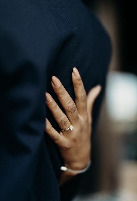 bague de fiançailles de Janell