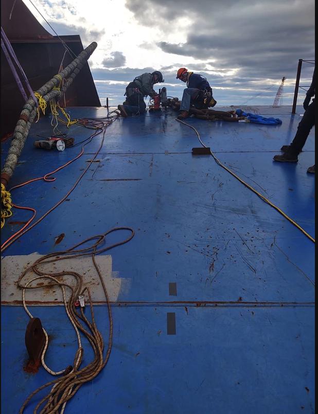 Récupération du transporteur de voitures Golden Ray après son naufrage Screen-shot-2020-12-02-at-12-16-25-pm-1606930092