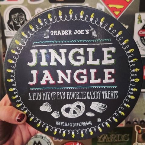 trader joe's jingle jangle mix