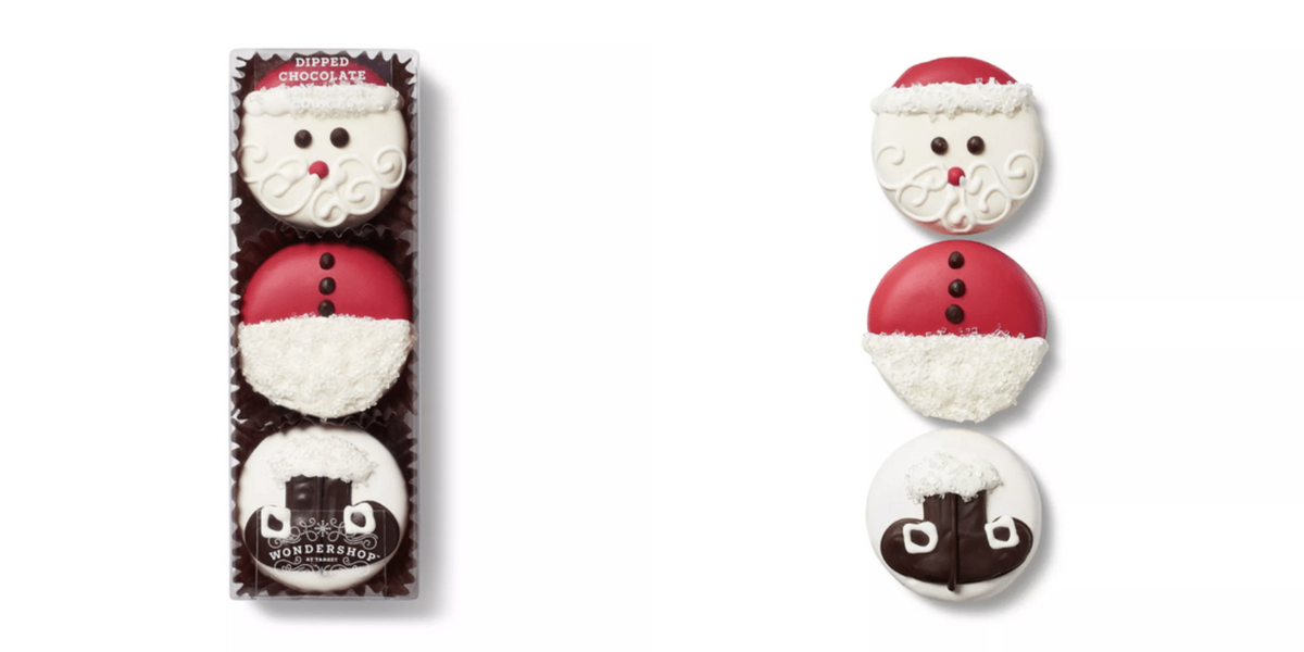 Moms Are Boycotting Target's Santa Cookies After A Design Fail Was Shared On Facebook