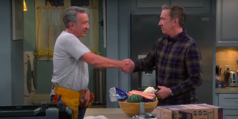 tim allen last man standing home improvement mike baxter tim taylor
