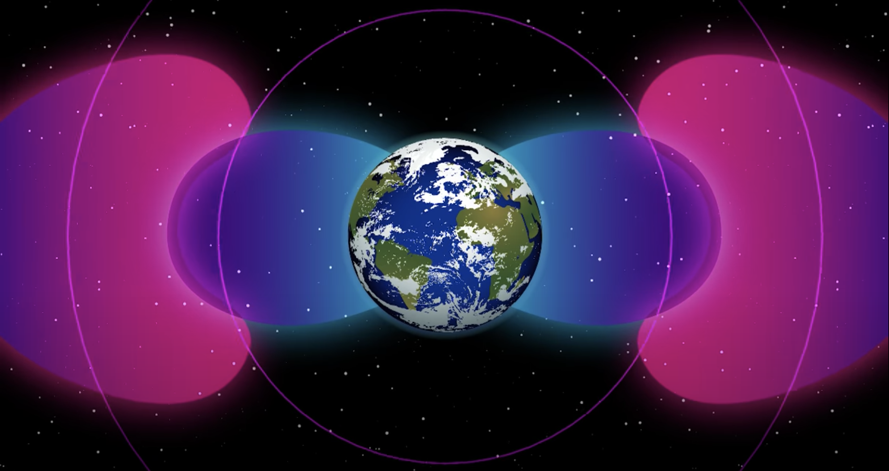 Whoops, Humans Made a Space Barrier Around Earth