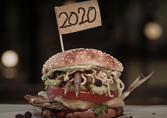 burger king brazil 2020 burger depiction