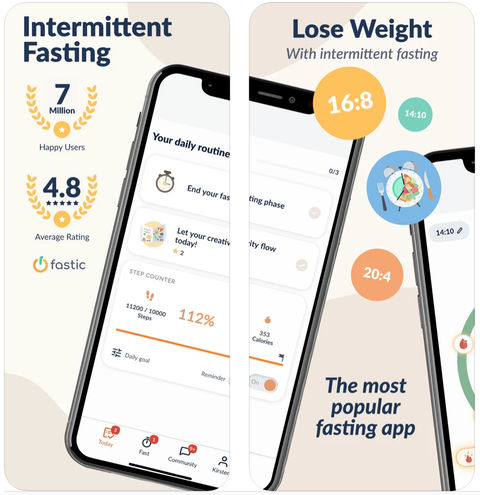 fastic app