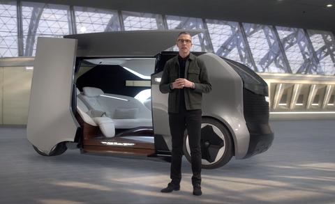 cadillac pav pod concept 2021