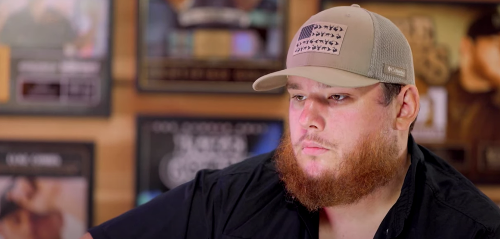 Luke Combs Says His OCD Triggers 'Obsessive' Fears of Having a Heart Attack