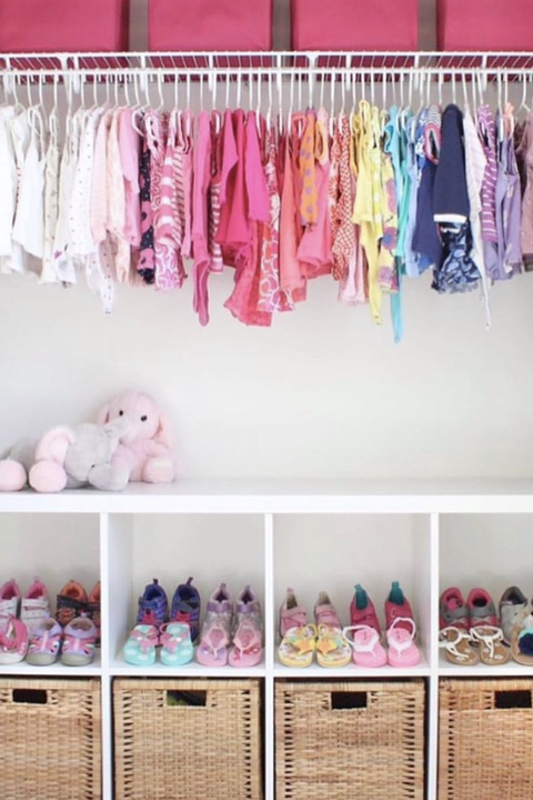 30 Best Closet Organizing Ideas How, Storage For Clothes