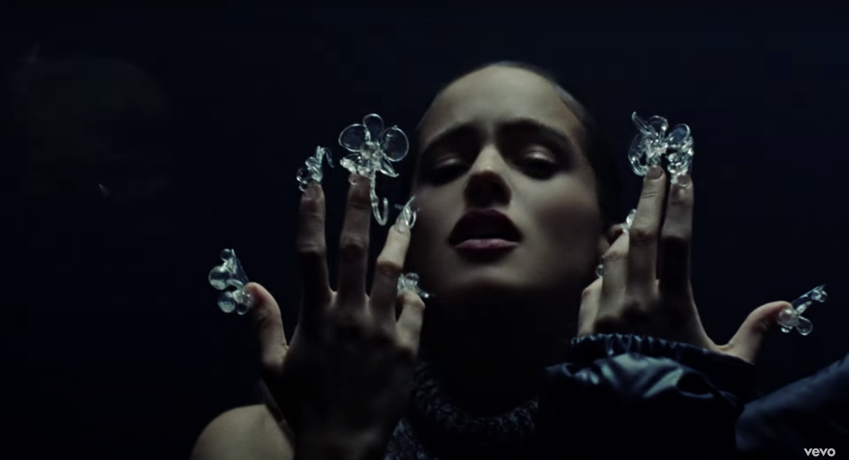 Billie Eilish, Rosalía, and Their Killer Nails Come Together for a New Song and Music Video