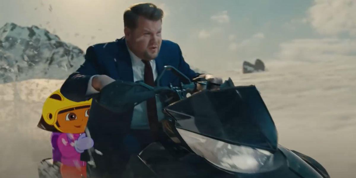 People Are Saying the New Super Bowl Commercial Featuring James Corden Is 'the Best Ad in History'