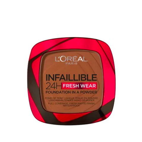 l'oreal paris infallible 24h freshwear powder