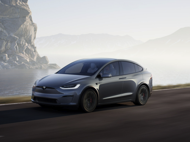 2021 Tesla Model X Review Pricing And Specs