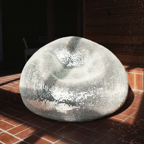 disco chair by rachel shillander from the future perfect