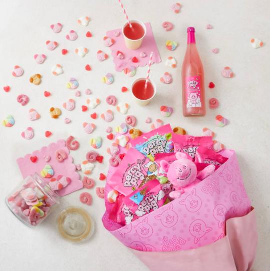 ms percy pig sweet sensation bouquet
