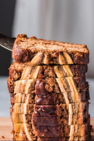 the best easy vegan banana bread