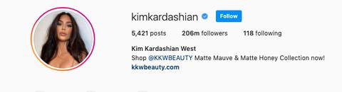 Tras solicitar el divorcio ¿Kim Kardashian se quitará el apellido West?