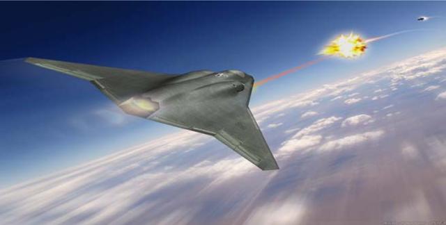 usaf air force shield laser