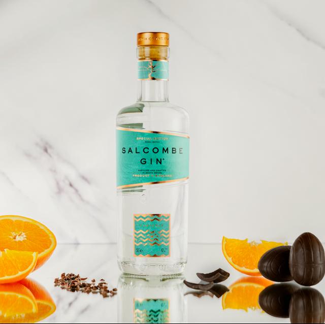 salcombe gin easterly easter egg gin