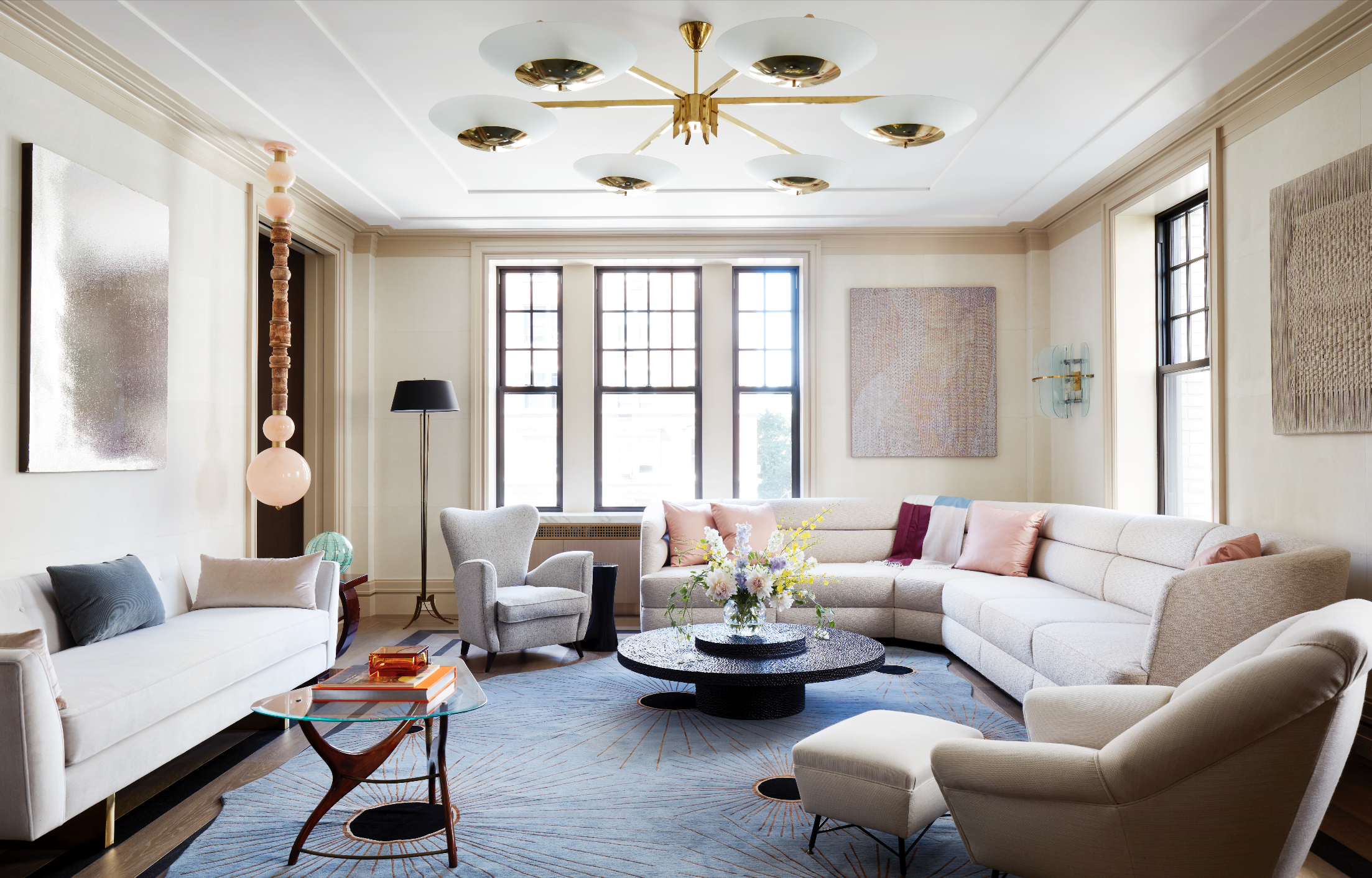 This Home Features Just the Right Dose of Art Deco Glam