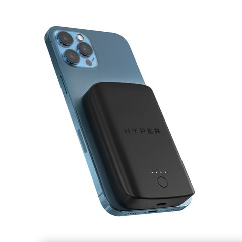 hyperjuice magnetic wireless battery pack