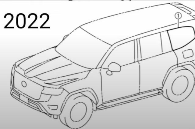 land cruiser blueprint