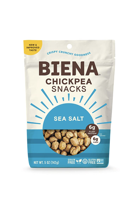 biena snacks chickpeas