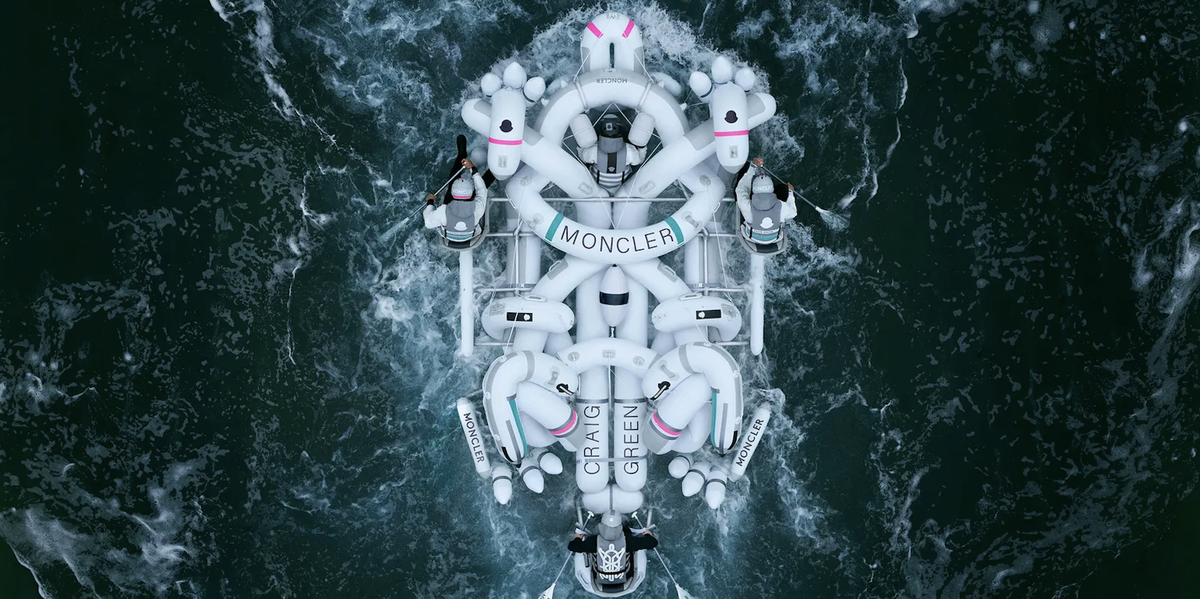 """Craig Green's Moncler Genius is a Collection For """"Epic Adventure"""""""