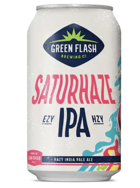 green flash brewing co saturaze ezy hzy ipa