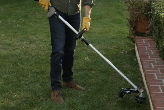 greenworks edge trimmer